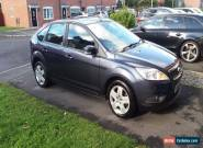Ford Focus 1.6 4 door hatchback for Sale