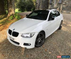 Classic 2013 BMW 320D M SPORT 181 WHITE for Sale