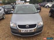 2009 Volkswagen Touran 1.9 TDI S 5dr (7 Seats) for Sale