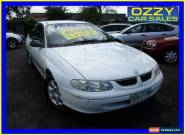 1999 Holden Commodore VT Executive White Automatic 4sp A Sedan for Sale