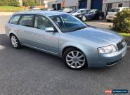 Audi A6 Avant 1.9TDI  Sport Diesel Automatic Estate 2004 04 Reg for Sale