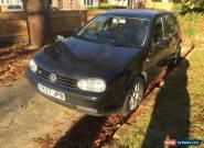 2001 Volkswagen Golf V5 2.3 170bhp for Sale