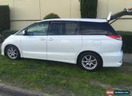 TOYOTA  ESTIMA  2007  MODEL  3.5 LT  VERY  GOOD  CONDITION for Sale