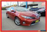 Classic 2013 Toyota Corolla ZRE182R Ascent Sport Orange Automatic 7sp A Hatchback for Sale