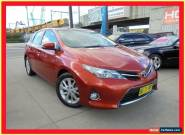 2013 Toyota Corolla ZRE182R Ascent Sport Orange Automatic 7sp A Hatchback for Sale