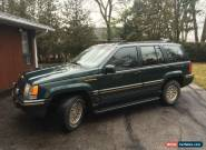 Jeep : Grand Cherokee for Sale