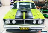Classic 1970 Ford Falcon XY GT Green Manual 4sp M Sedan for Sale