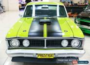 1970 Ford Falcon XY GT Green Manual 4sp M Sedan for Sale