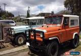 Classic 2 x 1970's model nissan patrol g60  for Sale