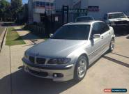 2005 BMW 318I E46 Sport Automatic 5sp A Sedan for Sale