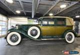 Classic 1930 Cadillac Fleetwood Fleetwood V16 for Sale