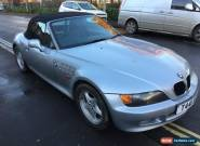 BMW Z3 Silver 12 Months MOT  for Sale