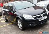 Classic Vauxhall Astra 1.4 Petrol Black 5 Door 12 Months MOT 2010 for Sale