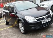 Vauxhall Astra 1.4 Petrol Black 5 Door 12 Months MOT 2010 for Sale
