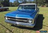 Classic 1970 Chevrolet C-10 Base for Sale