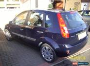 Ford Fiesta 1.4 TDCI 2006, Blue for Sale