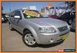 Classic 2004 Ford Territory SX Ghia Automatic 4sp A Wagon for Sale