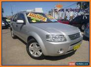 2004 Ford Territory SX Ghia Automatic 4sp A Wagon for Sale