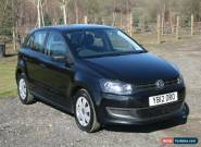 VW Polo 1.2 2012 5 Door for Sale