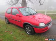2000 W REG VAUXHALL CORSA 1.2cc 16V - MOT'd - VGC - LOW MILES for Sale