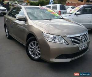 Classic 2012 Toyota Aurion GSV50R AT-X Bronze Automatic 6sp A Sedan for Sale