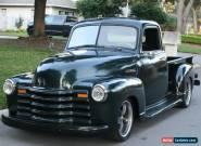1952 Chevrolet Other Pickups Restored for Sale
