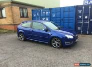 2006 FORD FOCUS ST-2 BLUE for Sale