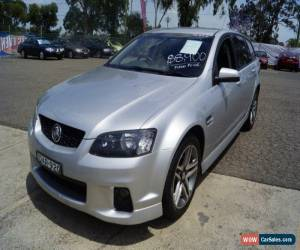Classic 2011 Holden Commodore VE II SV6 Silver Automatic 6sp A Sportswagon for Sale
