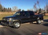 Chevrolet: Silverado 1500 Crew Cab for Sale