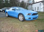 2011 Ford Mustang Base Convertible 2-Door for Sale