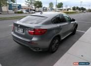 BMW: X6 for Sale