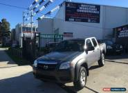 2010 Mazda BT-50 09 Upgrade Boss B3000 DX Manual 5sp M Dual Cab Pick-up for Sale