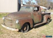 1953 Chevrolet Other Pickups 3100 Standard Cab Pickup 2-Door for Sale