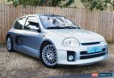 Classic 2002 Renault Clio 3.0 V6 Renaultsport Phase 1 for Sale