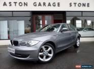 2011 11 BMW 1 SERIES 2.0 116I SPORT 5D 121 BHP for Sale