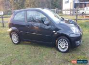 Ford Fiesta 2.0 ST Black 2007 for Sale
