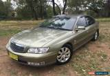 Classic 2003 Holden Statesman WK V8 Martini Grey Automatic 4sp A Sedan for Sale