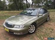 2003 Holden Statesman WK V8 Martini Grey Automatic 4sp A Sedan for Sale