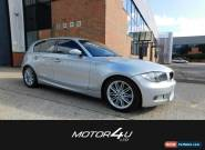 2007 BMW 1 SERIES 118D M SPORT HATCHBACK DIESEL for Sale