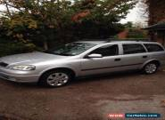 2003 Vauxhall Astra Estate LS 1.7DTI Silver for Sale