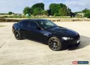 BMW M3 4DOOR MANUAL SALOON for Sale