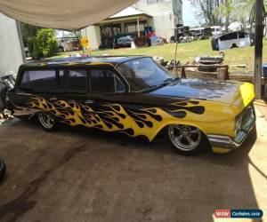 Classic 1961 Chevrolet impala Wagon Low rider Air Bagged Custom Cruiser Belair Classic  for Sale