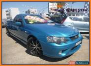 2008 Ford Falcon BF Mk II XR6 Ute Super Cab Automatic 4sp A Utility for Sale