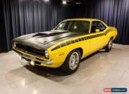 1970 Plymouth Barracuda AAR for Sale