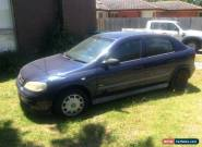 Holden Astra for Sale