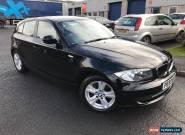 BMW 116 2.0 SE 5 Door 2009 59 Reg for Sale