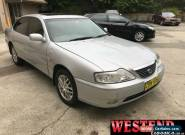 2003 Toyota Avalon MCX10R Mark III Grande Silver Automatic 4sp A Sedan for Sale