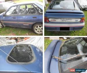 Classic 1994 FORD KH LASER MANUAL 5-DOOR HATCH for Sale