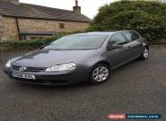 VW GOLF 2.0L SDI 2006 1 OWNER for Sale