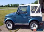 1988 Suzuki Samurai for Sale